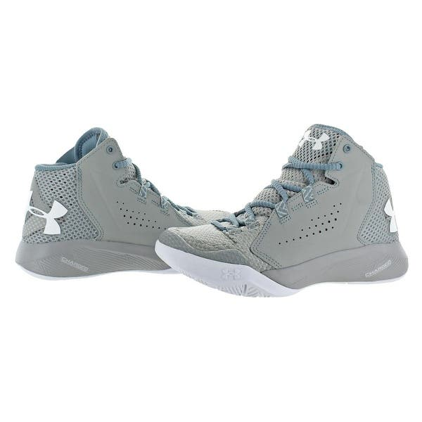 Shop Under Armour Womens Torch Fade Basketball Shoes Mesh Charged .