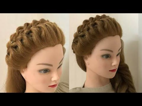 5 Ways to Style your Front Hair : Easy Hairstyles - YouTube | Easy .