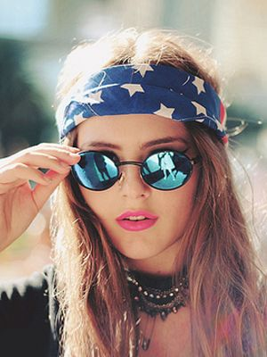 4th of July Makeup Ideas and Tutorials: Absolutely Simple & Fabulou