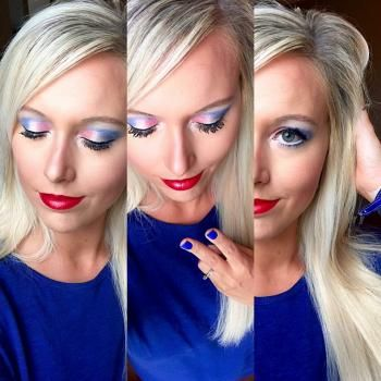 Gearing up for the 4th of July? Get inspired by this Younique .