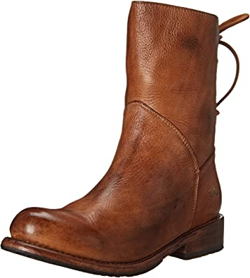 Amazon.com | bed stu Women's Cheshire Boot | Mid-Ca