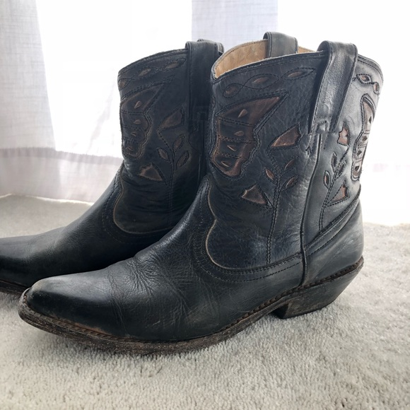 Bed Stu Shoes | Bed I St Cobbler Series Filly Womens Cowboy Boot .