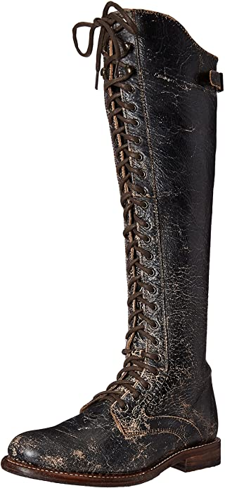 Amazon.com | bed stu Women's Della Boot | Boo