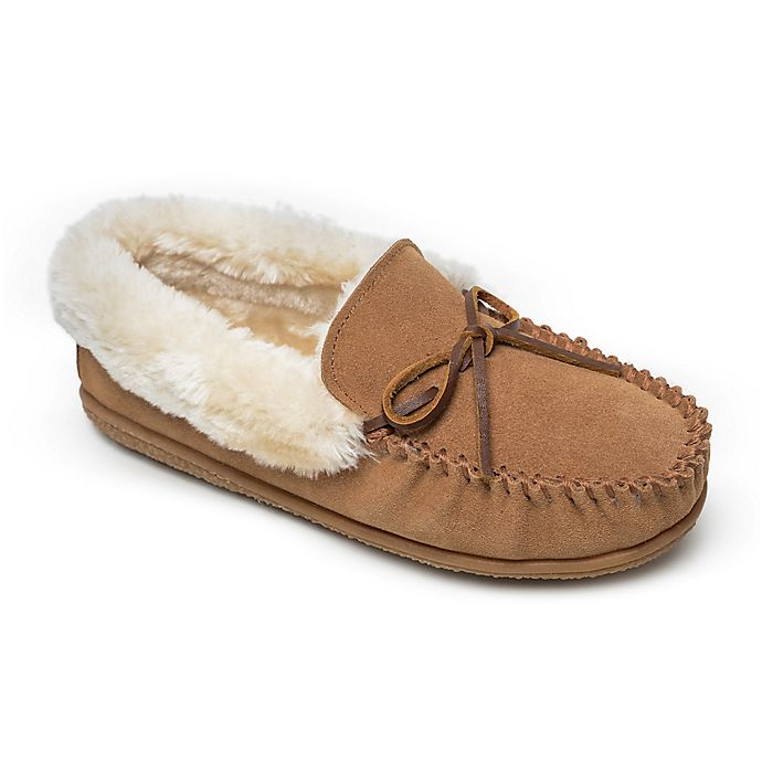 Minnetonka® Alyson Women's Trapper Slippers | Bed Bath & Beyo