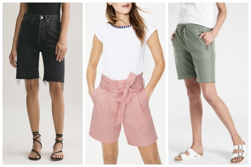 How to Wear Bermuda Shorts (Without Looking Dowd