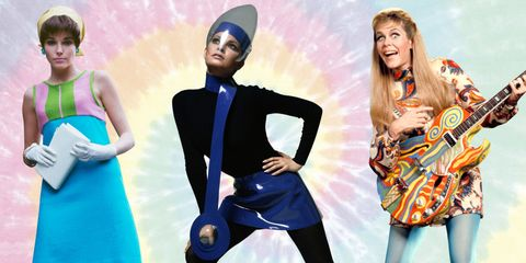 18 Worst Fashion Trends From the 1960s - Style Mistakes of the '6