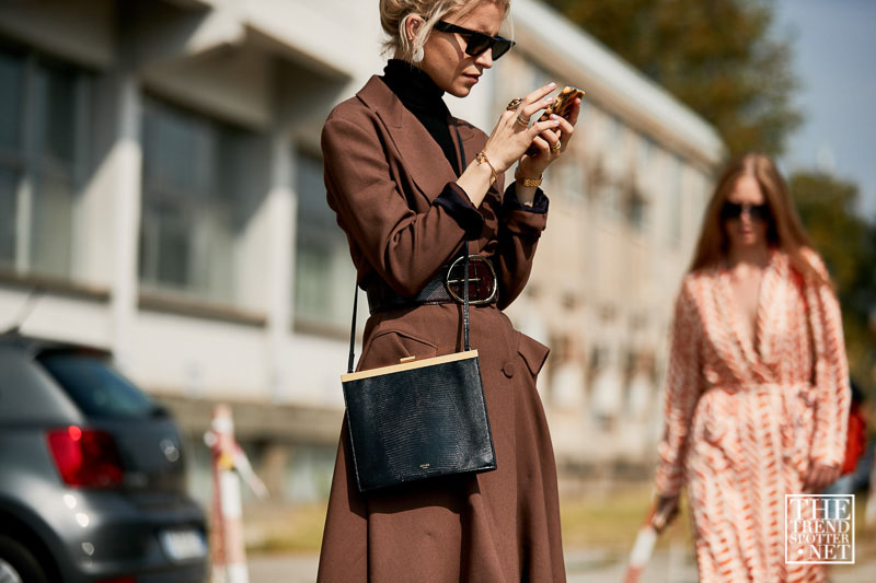 The Best Street Style From Milan Fashion Week Spring/Summer 20