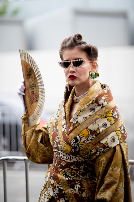 Milan Fashion Week: The best street style looks from the spring .