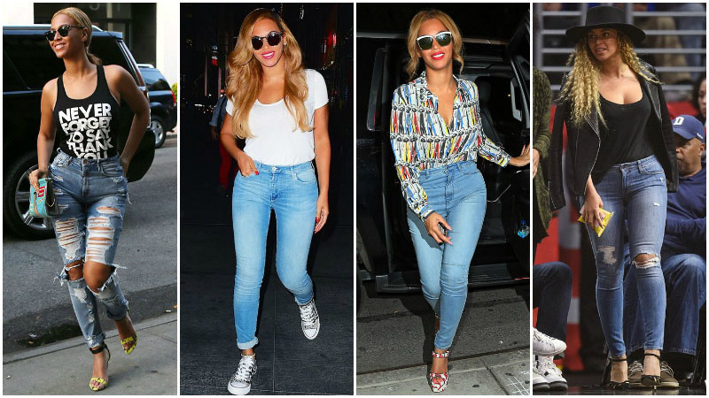 11 Easy Ways to Steal Beyonce Style - The Trend Spott