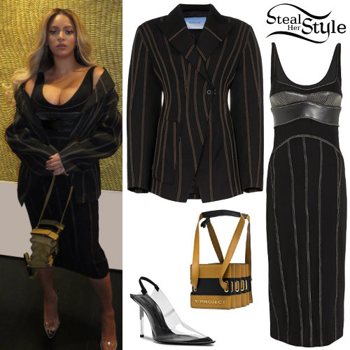 Beyoncé Clothes & Outfits | Steal Her Sty