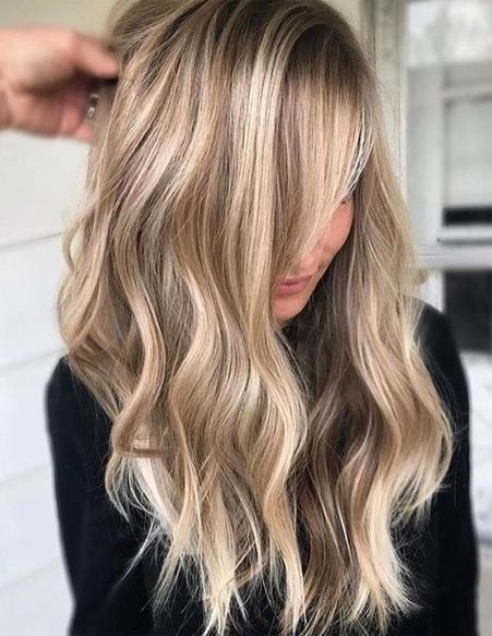 Best Blonde Hair Colors For Spring/Summer Ideas. #Blonde #Balayage .