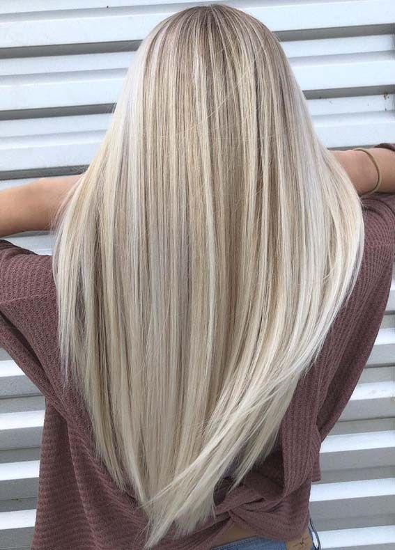 Dreamy Sandy Blonde Hair Color Shades to Sport in 2018 | Stylesmod .