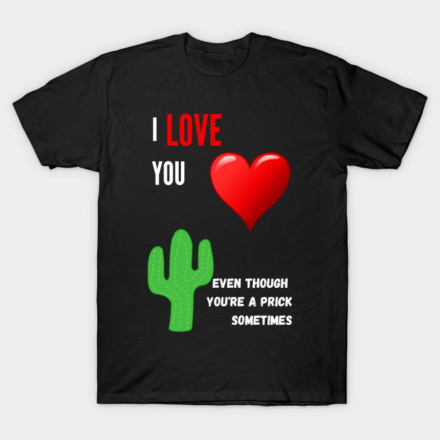 Best Cactus Themed Birthday Gift Idea - Cactus - T-Shirt .