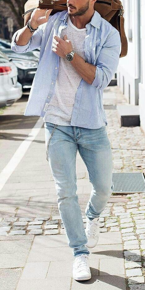 7 Blogger Approved Summer Outfit Ideas   Mens fashion casual .