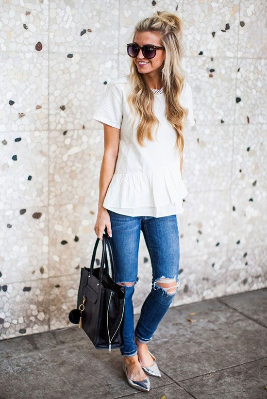 The Top Fashion Blogger Looks Of The Week | Spring fashion outfits .