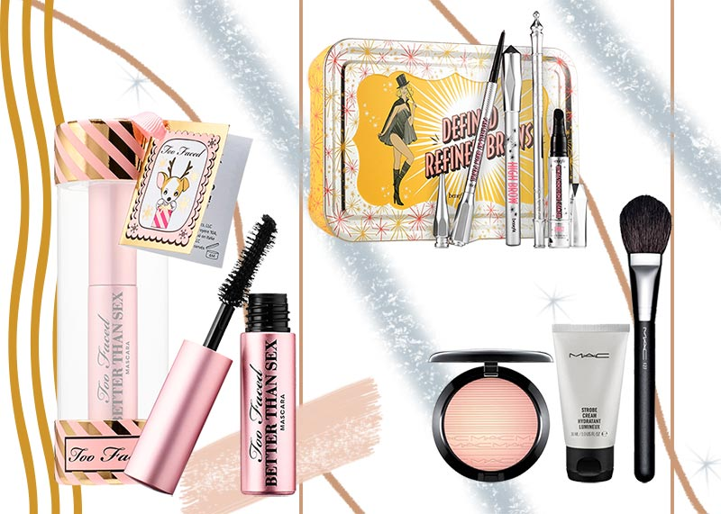 Hairstyles and Beauty Guides: 19 Best Christmas Makeup Gifts for .