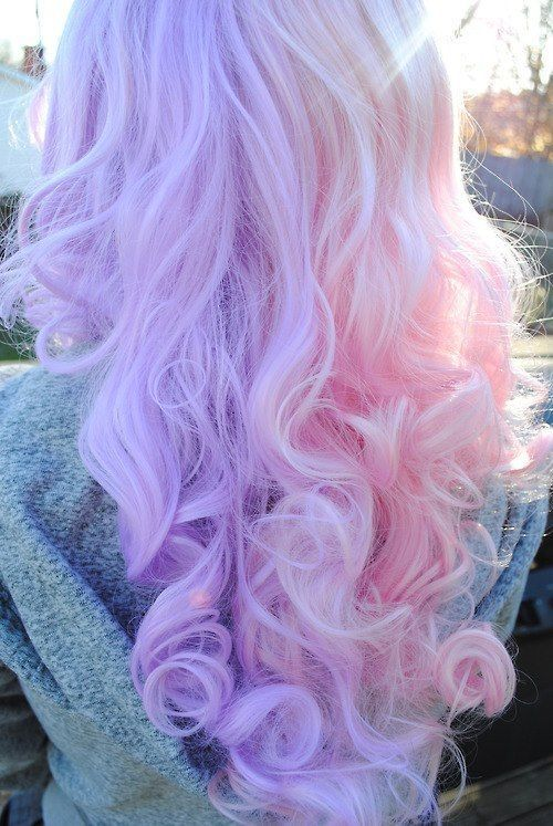 23 Best Cute Dyed Hair (With images) | Pastel rainbow hair, Hair .