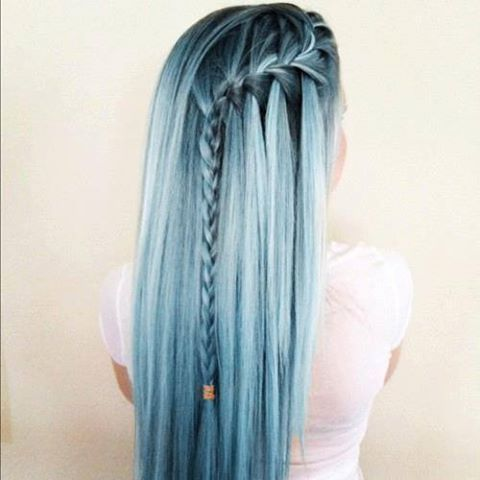 Best Cute Dyed Hair – fashiondiys.com in 2020 | Hair styles, Dyed .