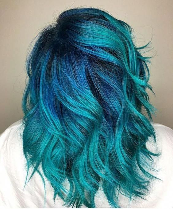 11 Best Dry Shampoos for Revitalizing Your Mane | Teal hair color .