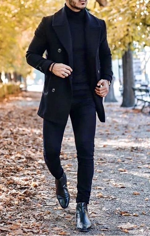 Keep it simple yet classy this cold Fall/Winter season. Men go for .