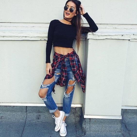 26 Great Fall Outfits: Ideas To Try Already This Autumn/Winter .