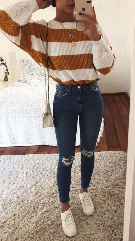 The Best Fall Outfits To Copy Right Now - ClassyStyl