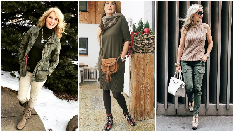20 Best Fall Outfits For Women Over 60 - Fall Dressing Ide