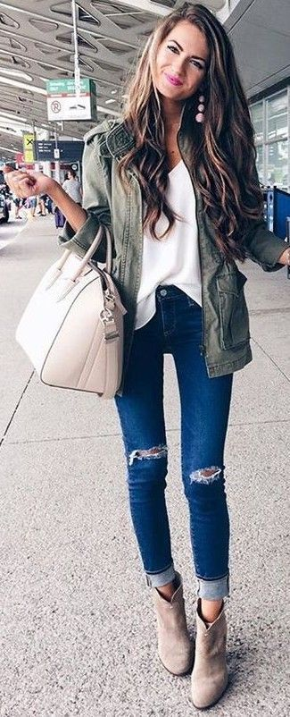 Best Fall Outfit For Women