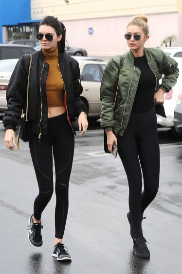 25 Best Gigi Hadid and Kendall Jenner Cutest Pictures | Fashion .