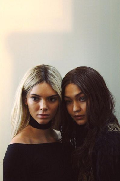 Best Gigi Hadid and Kendall Jenner Cutest Pictures