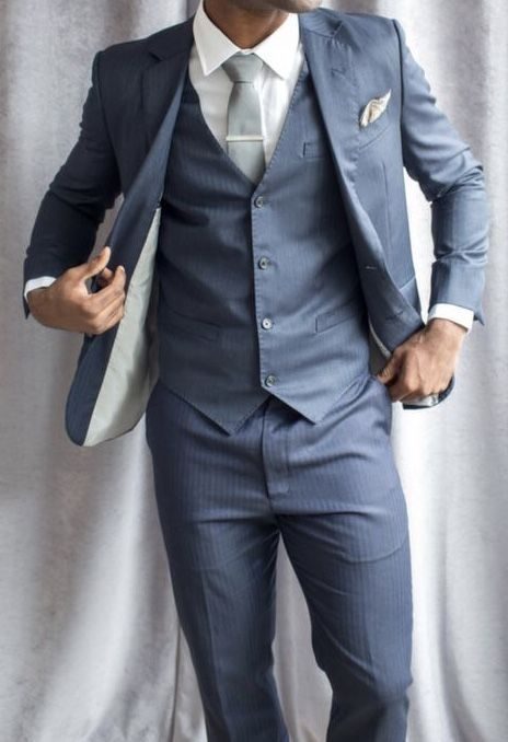 Nice 93 The Best Suit Outfit Ideas That Men Should Try https .