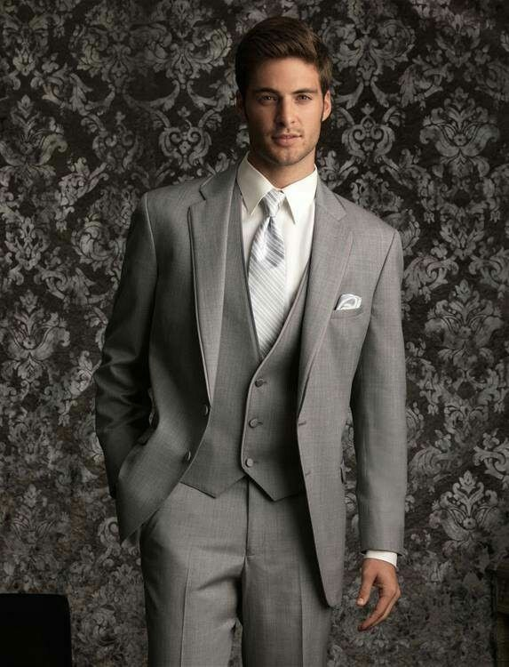 Wedding Tuxedo Trends for 2015 | Wedding suits men, Grey tuxedo .