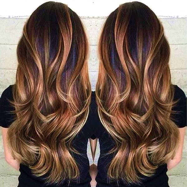 16 Best Balayage Hair Color Ideas For Brunettes In 2017 #hair .