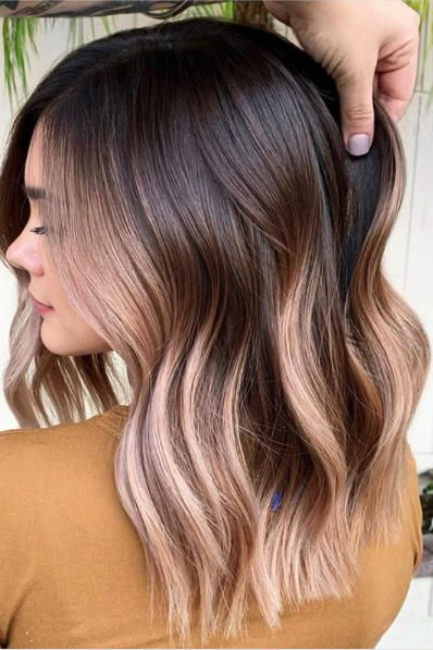 10 Trendy Hair Colors You'll Be Seeing Everywhere in 2020 .