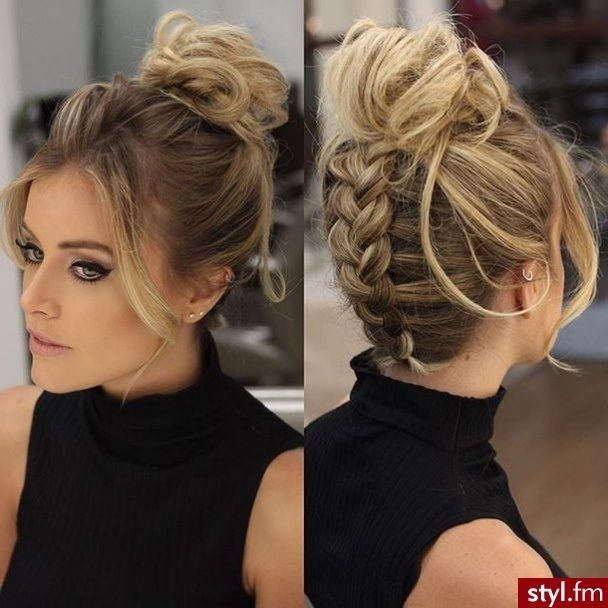 The Most Beautiful Hairstyle Ideas For Valentine's Day | Thick .