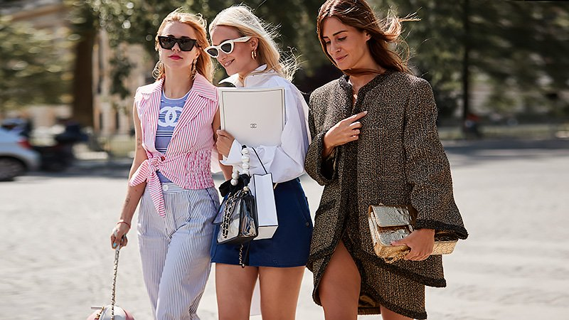The Best Street Style from Paris Haute Couture Fashion Week AW/20