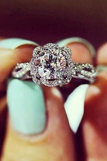 50+ Best Ideas About Amazing Promise Rings | Best engagement rings .