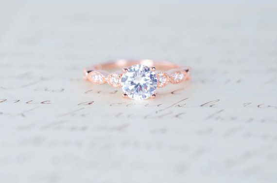 50+ Best Ideas About Amazing Promise Rings | Promise rings vintage .
