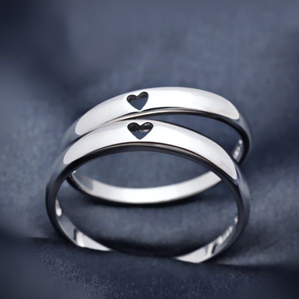 25 best ideas about Couples promise rings on Pintere