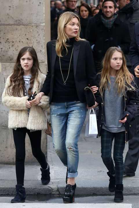 Kate Moss's Best Street Style Moments | Kate moss street style .