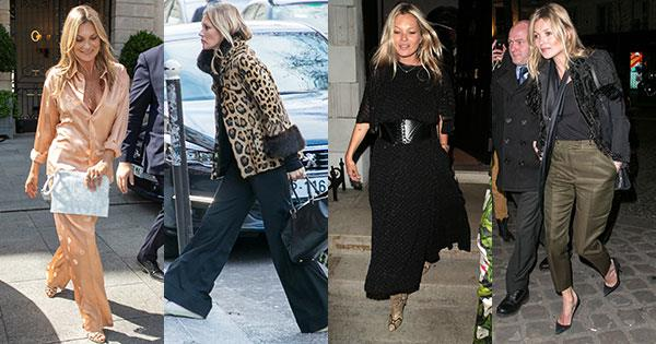 At 44, Kate Moss' Style Has Never Looked Better | Harper's BAZAAR .