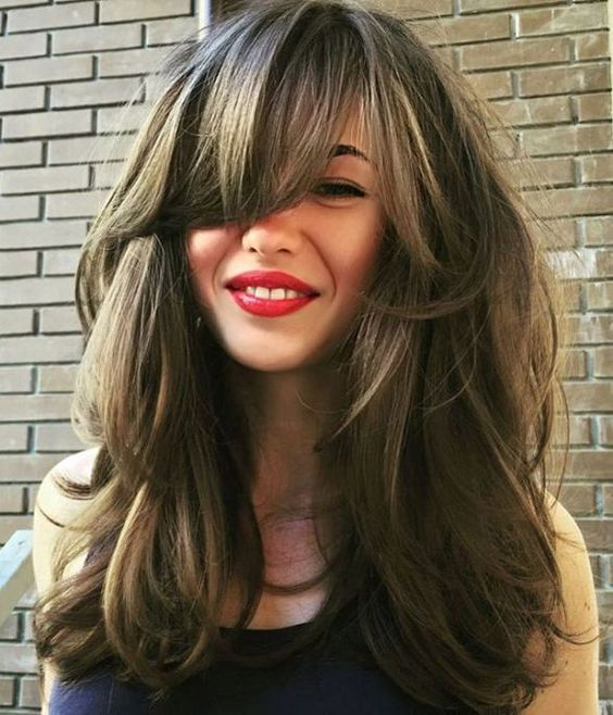 37+ Best Long Layered Hairstyles for Women 2018 – 2019 | Long hair .