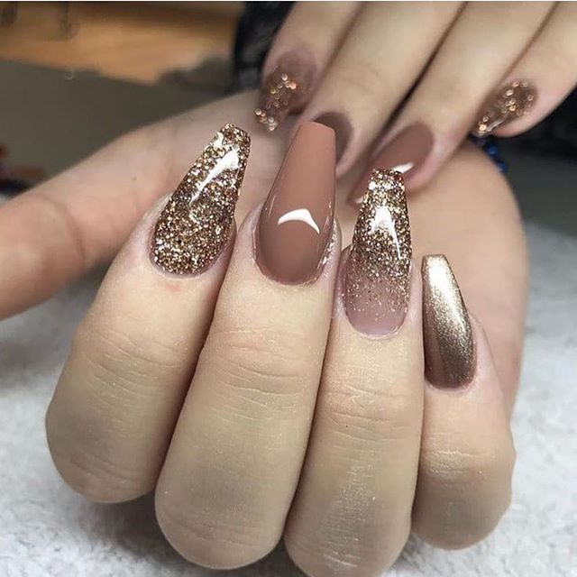Best nail art designs to try this spring & summer 2020 - 53 - Fab .