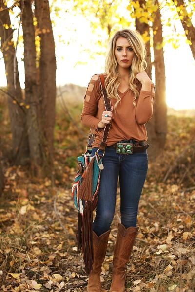 Haute On The Ranch: Western Couture & Whitney Benton On NFR Style .