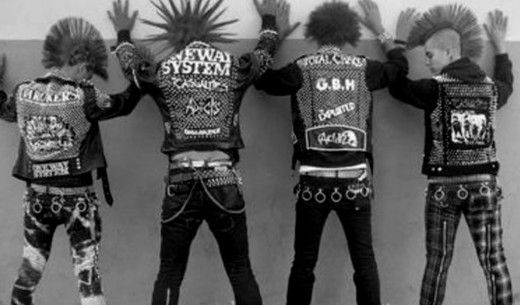 Best Punk Vest Style – fashiondiys.com in 2020 | Punk rock fashion .
