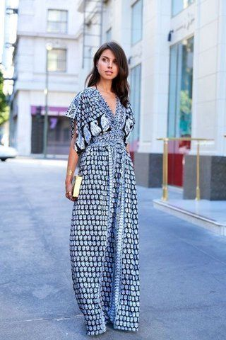 Ramadan Style: Ideas to Wear Kaftan Dresses | Fashion, Fashion .