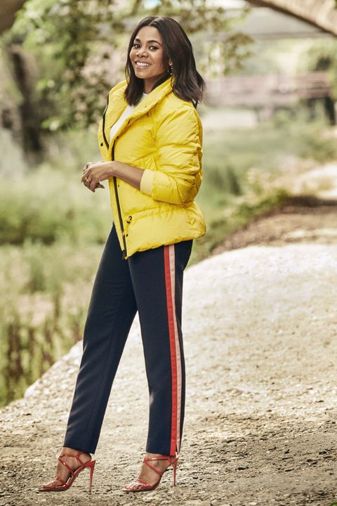 Regina Hall Shows Off Her Fall Fashion Favorites In Easy and Chic .
