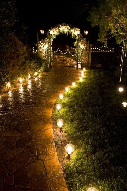 40 Romantic Lighting Ideas For Weddings | Tendenze nozze .