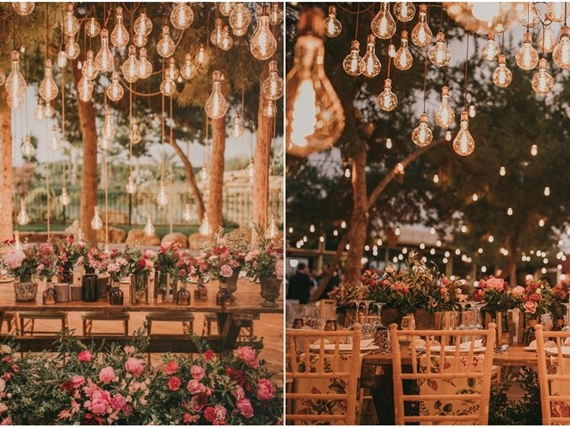 Top 20 Wedding Lighting Ideas You Can Steal | Deer Pearl Flowe