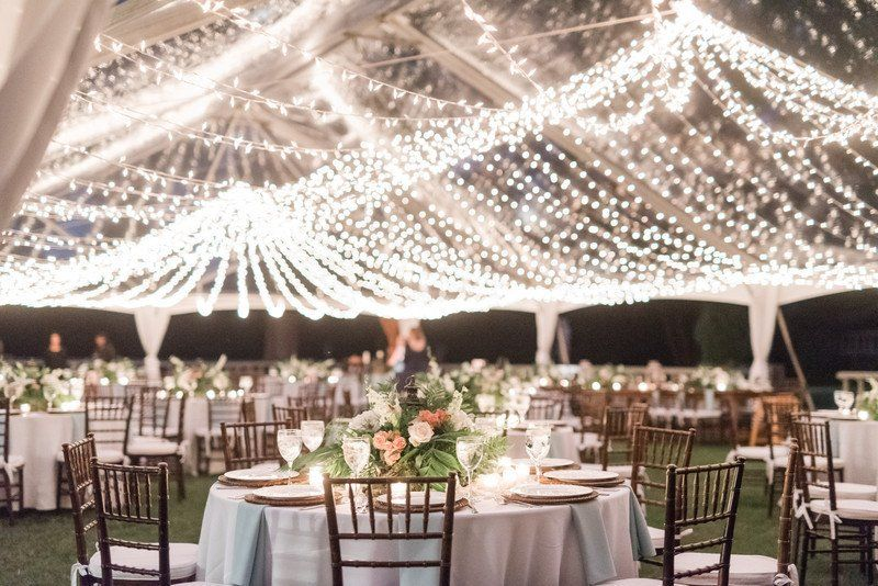 Best Romantic Lighting Ideas For Weddings